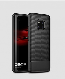 Ốp dẻo carbon Huawei Mate 20 Pro